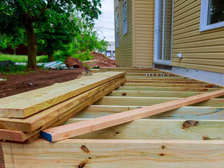 Deck Construction & Repair